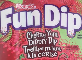 Fun Dip Calories article image