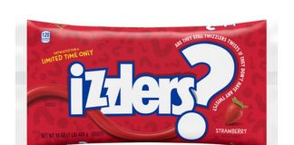 Izzlers Untwisted Candy