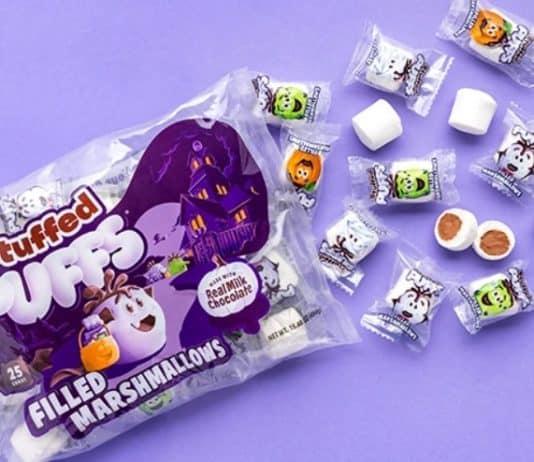 Stuffed Puffs Halloween Singles Pack